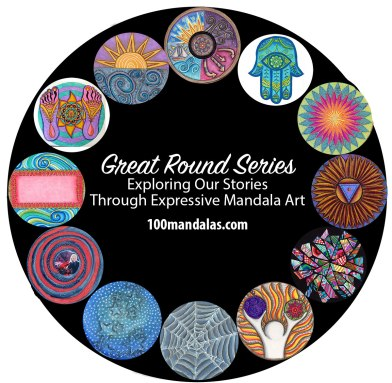 The Great Round Series | How to Draw Mandalas and the 100