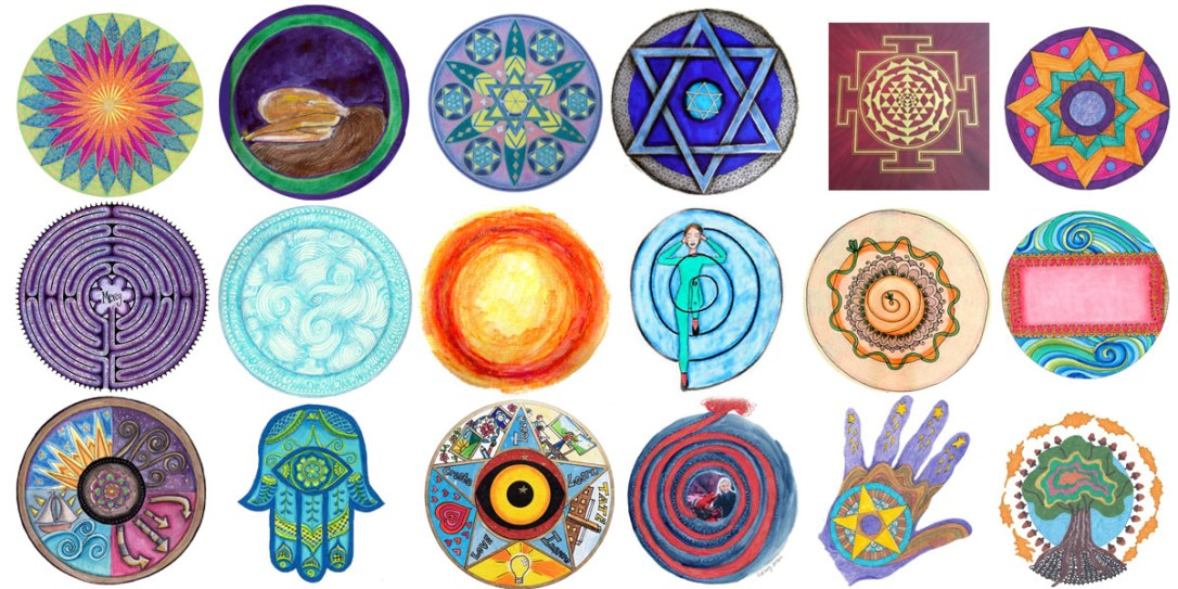 Great Round Mandalas Stories Course