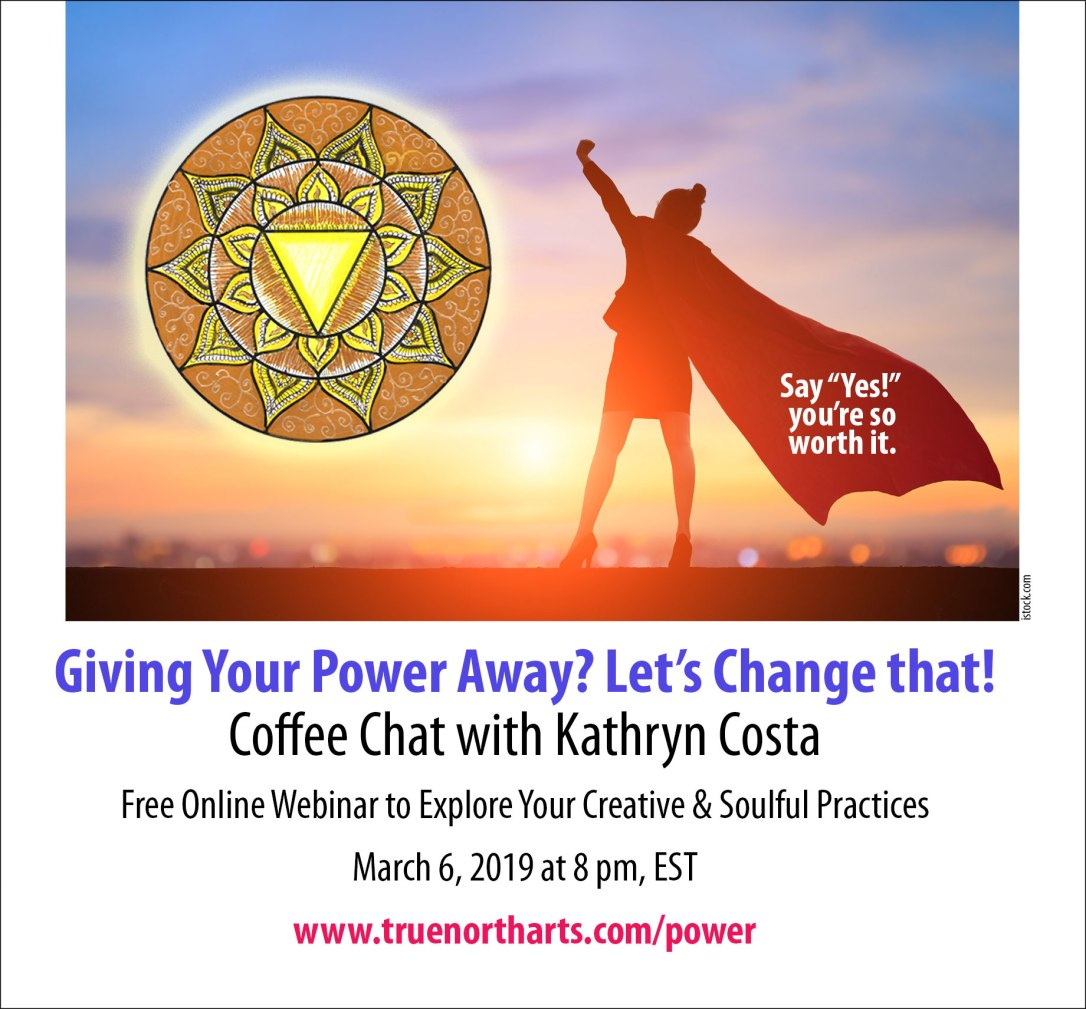 Giving Your Personal Power Away, Here's How You Can Take It Back