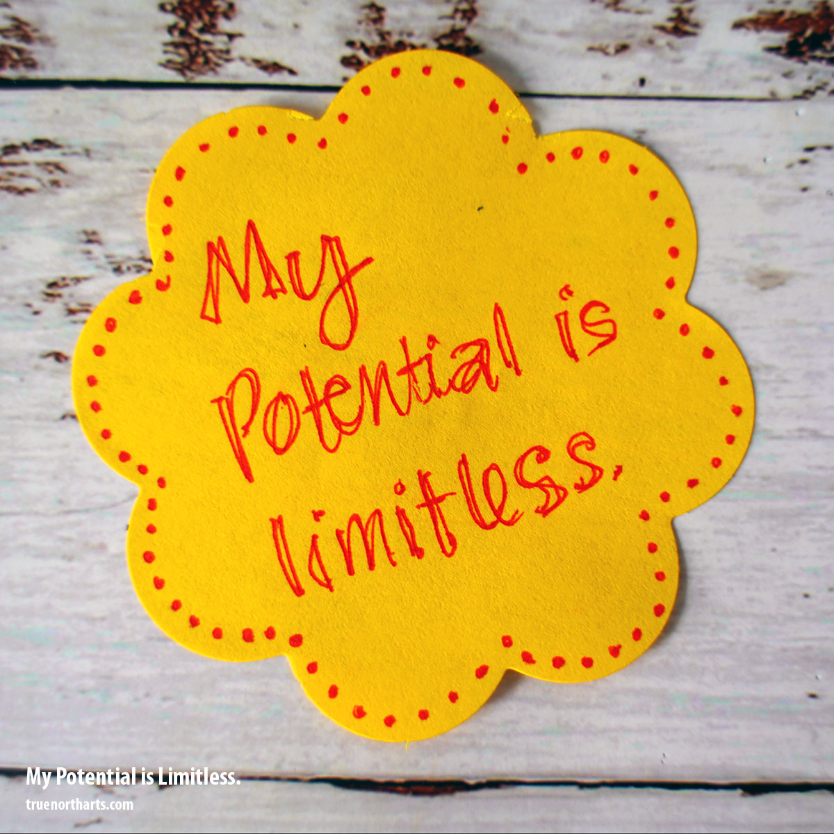 Affirmation - My Potential is Limitless
