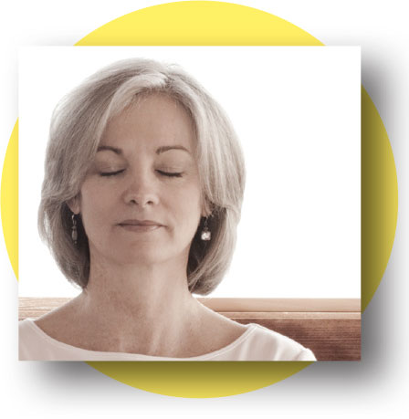 Let go of the stress, to do lists, and busy schedule in a relaxing meditation.